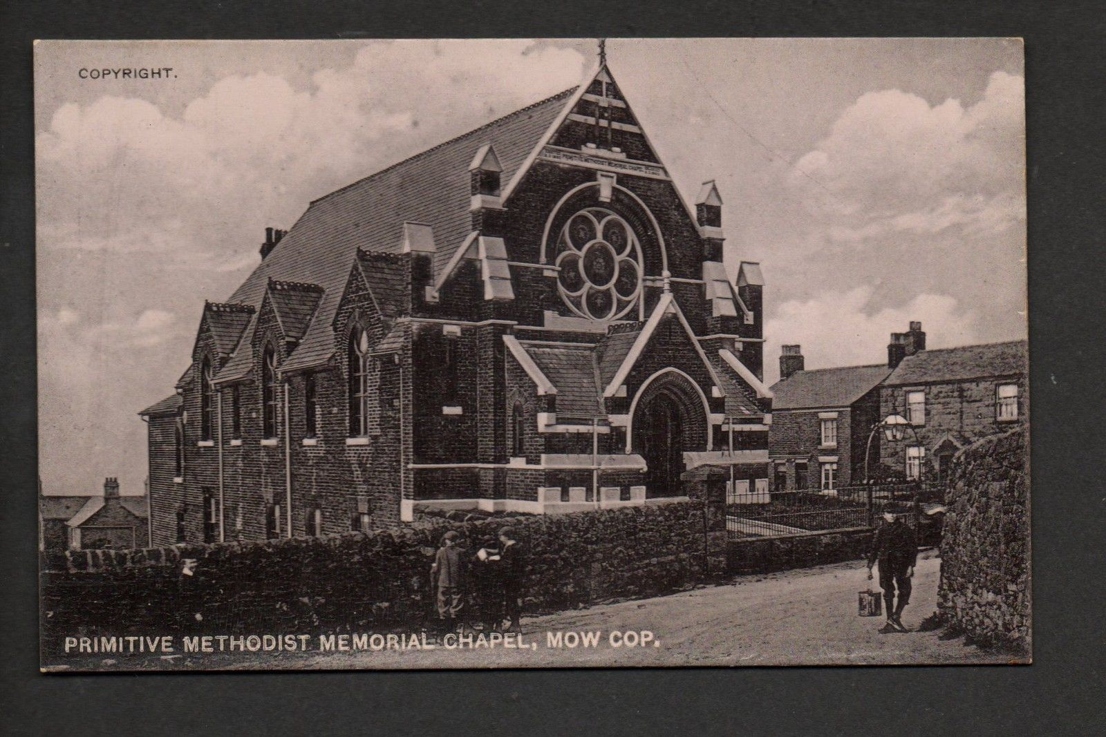Mow Cop Methodist Church